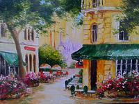 Парижские кафешки