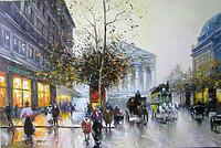 Римская улица Парижа