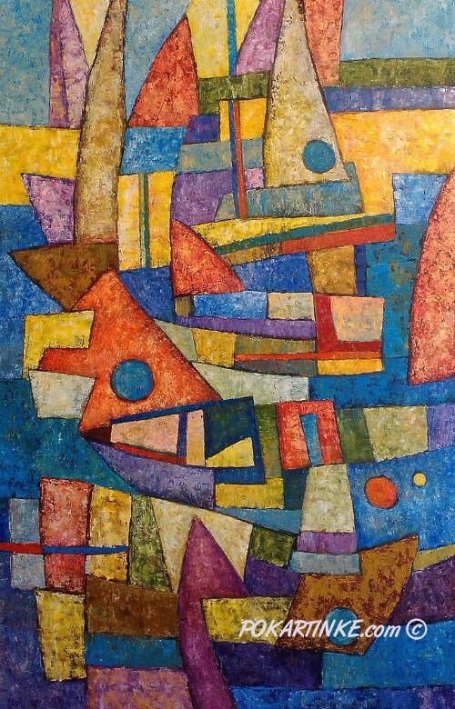Парусная регата - картинная галерея PoKartinke.com
