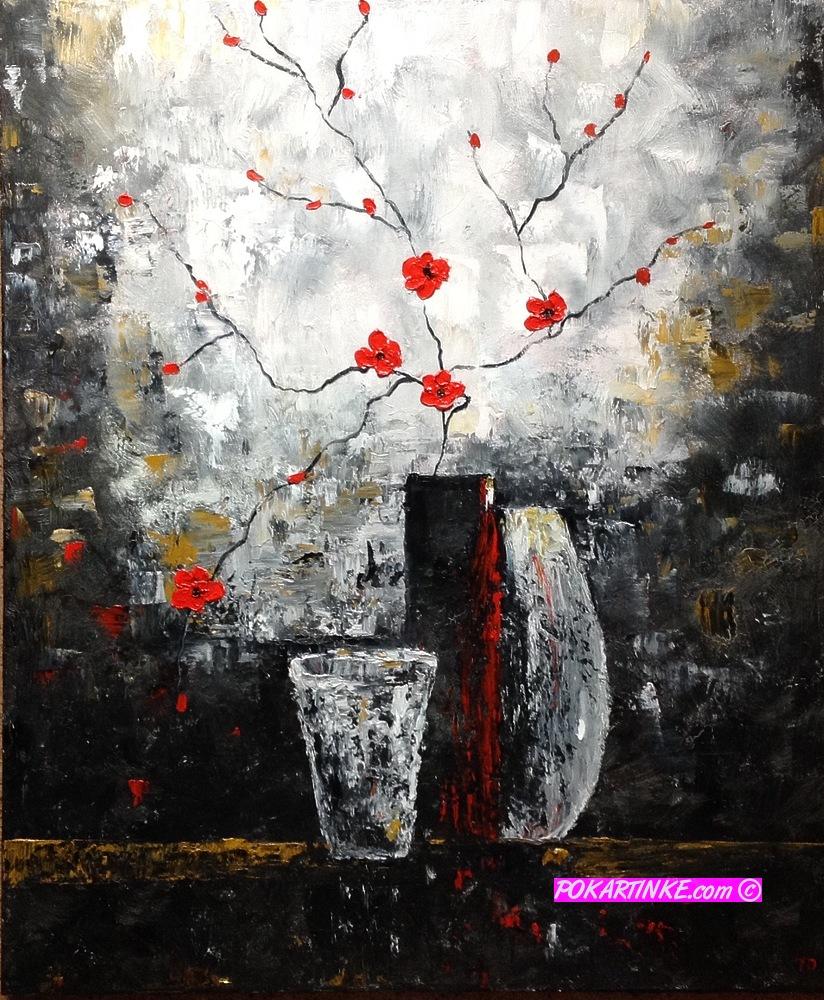 Красное и черное - картинная галерея PoKartinke.com