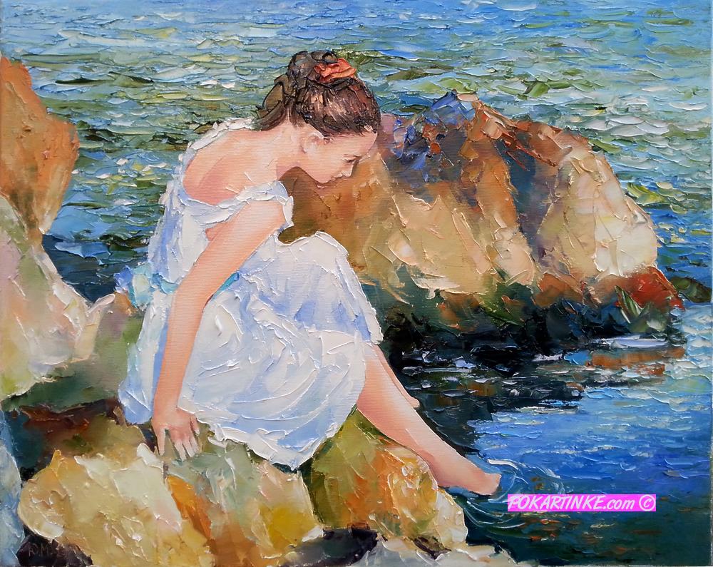 Прикосновение - картинная галерея PoKartinke.com