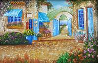 Приморский двор