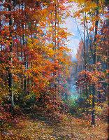 Прогулка по осени