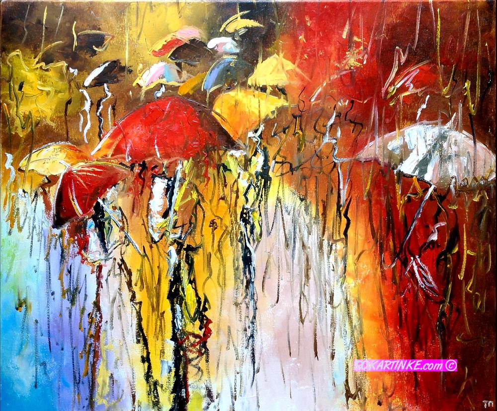 Дождь - картинная галерея PoKartinke.com