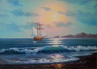 Раннее море