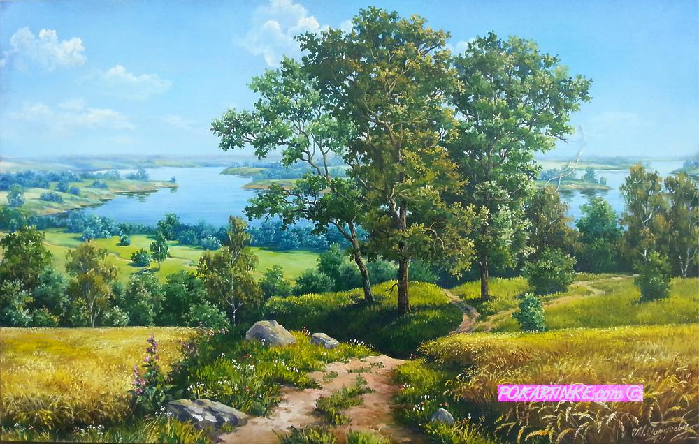 Рідний край - картинная галерея PoKartinke.com