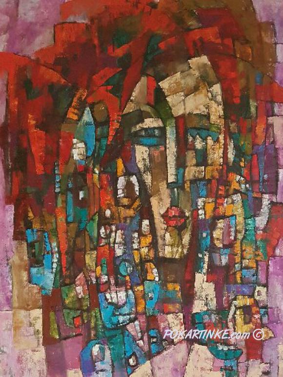 Рыжая - картинная галерея PoKartinke.com
