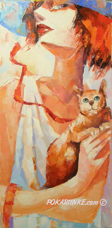 Рыжие - картинная галерея PoKartinke.com