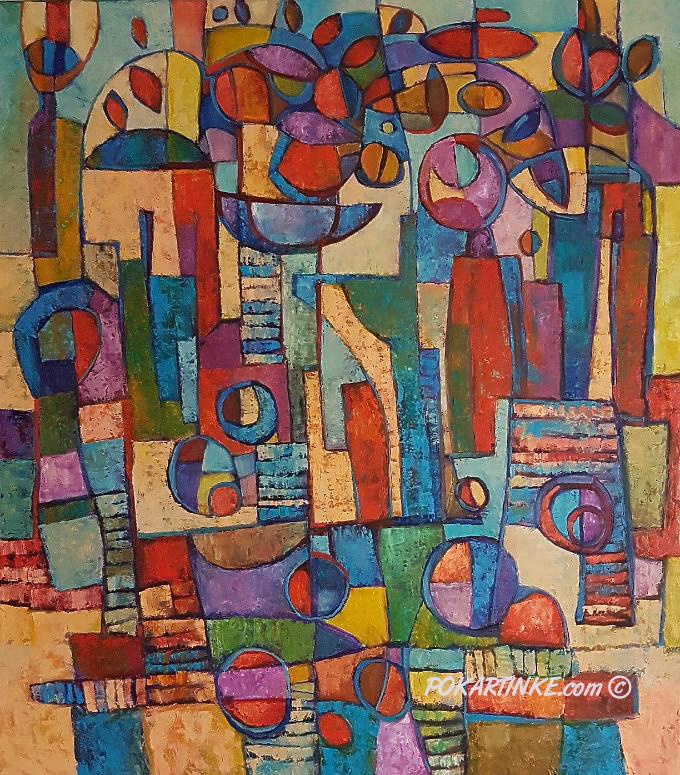 Роскошь колорита - картинная галерея PoKartinke.com
