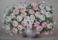 Ніжні троянди
