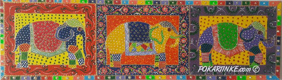 Слоники - картинная галерея PoKartinke.com