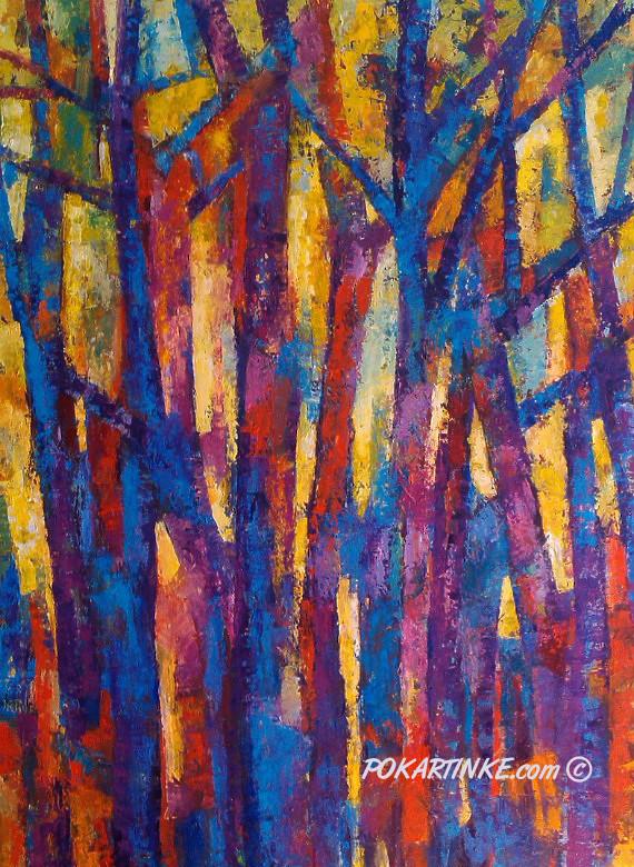 Солнечные проблески - картинная галерея PoKartinke.com