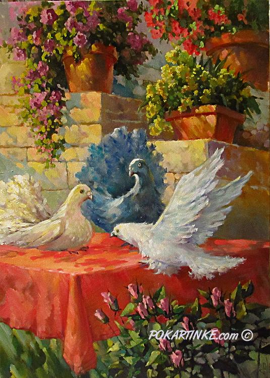 Солнечный день - картинная галерея PoKartinke.com