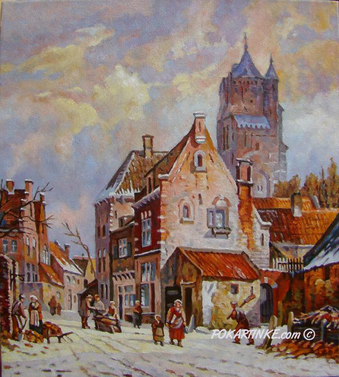 Голландия - картинная галерея PoKartinke.com
