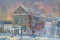 Зимова хатинка