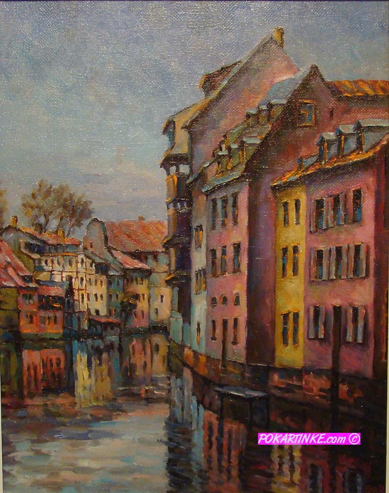 Страссбург - картинная галерея PoKartinke.com