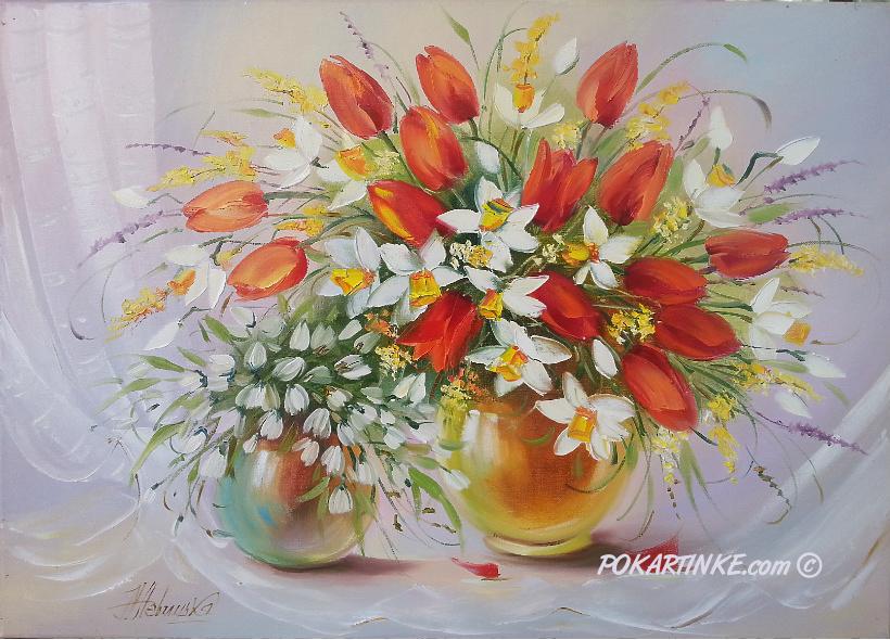 Настроение весны - картинная галерея PoKartinke.com