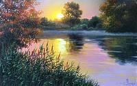 Ранок на річці