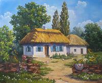 Українська хатинка