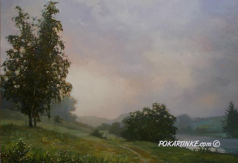 Утренний час - картинная галерея PoKartinke.com