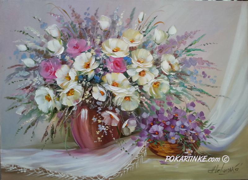 Утренний подарок - картинная галерея PoKartinke.com