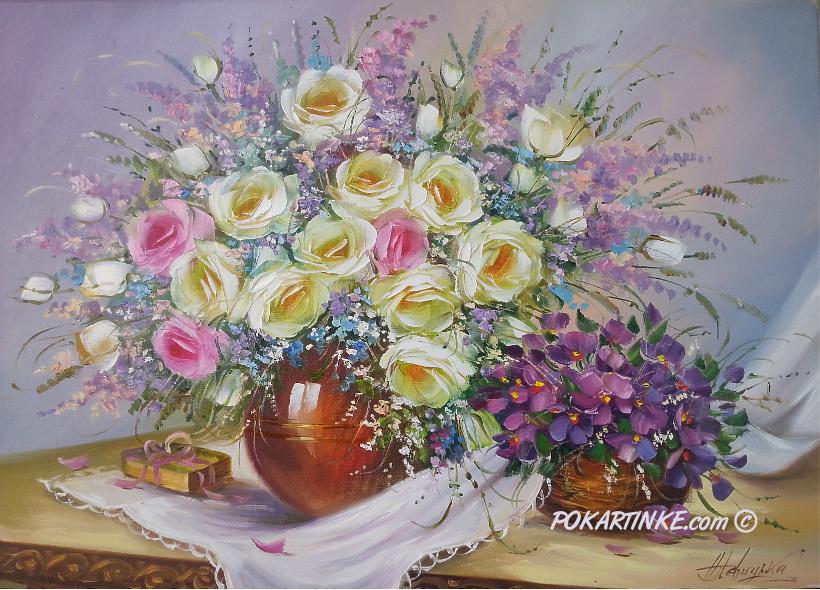 Утро для любимой - картинная галерея PoKartinke.com