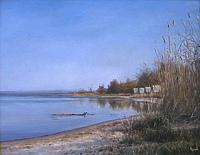 Утро на реке Южный Буг