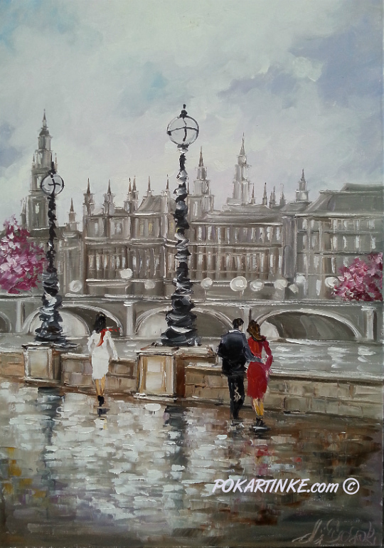 В Праге - картинная галерея PoKartinke.com