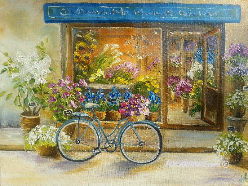 Велосипед - картинная галерея PoKartinke.com