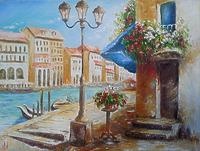 Венецианский уголок