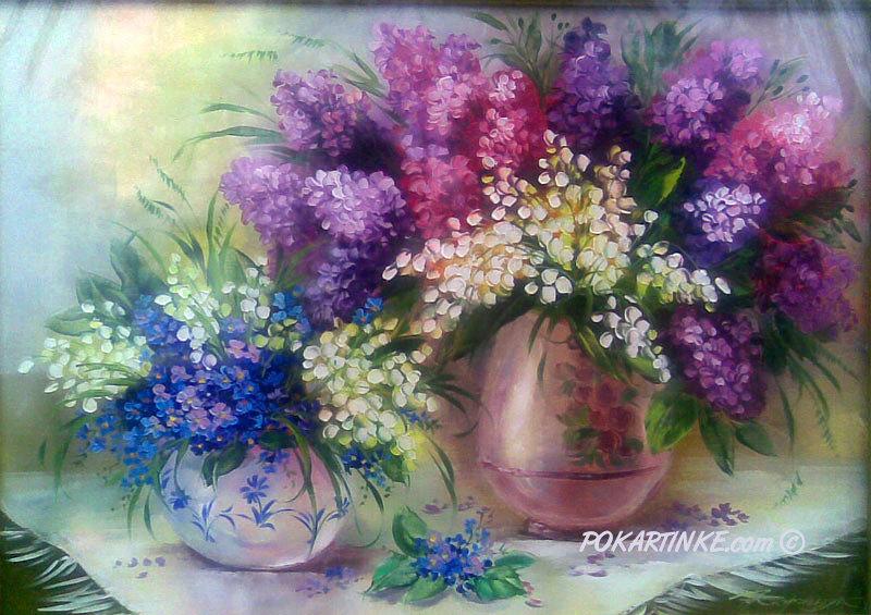 Весеннее настроение - картинная галерея PoKartinke.com