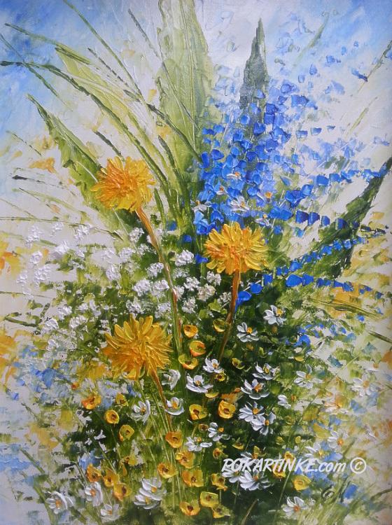 Весенний каламбур - картинная галерея PoKartinke.com
