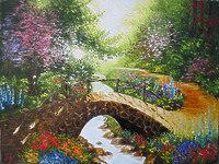 Весенний мостик