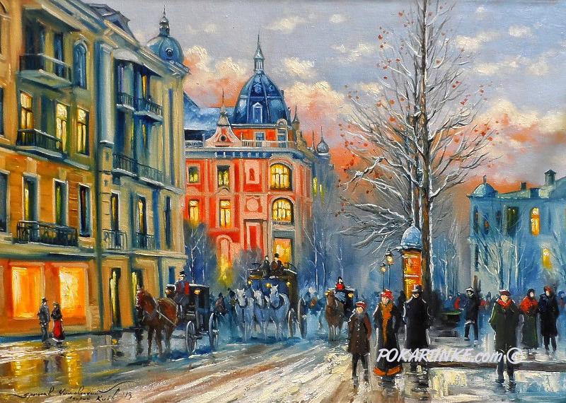 Ярославов Вал - картинная галерея PoKartinke.com