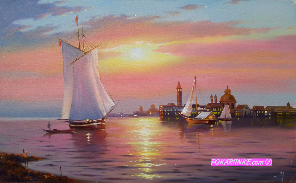 Венеция - картинная галерея PoKartinke.com