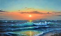 Завораживающее море