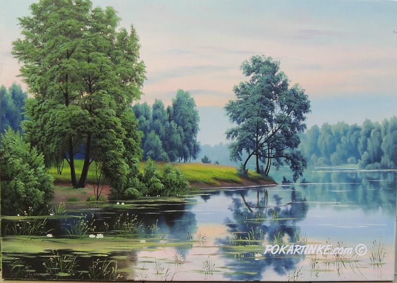 Зеркало природы - картинная галерея PoKartinke.com