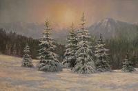 Зимова тиша