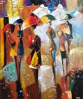 Леди под зонтом