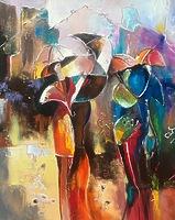 Встреча под зонтом